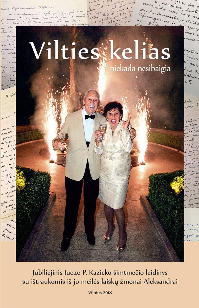 Vilties Kelias, 3rd Edition Cover